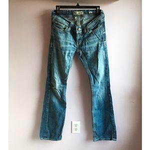 BKE bootcut jeans size 29L
